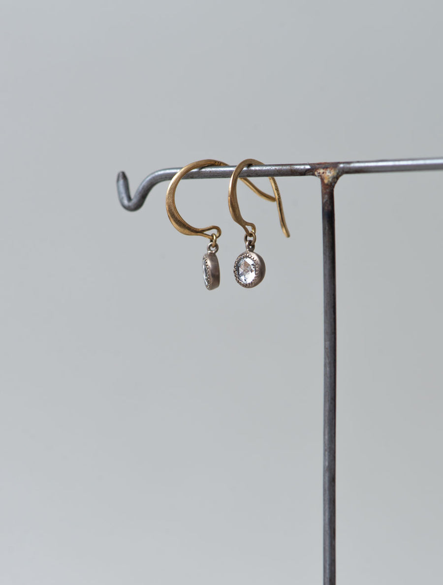 Rosier hook pierce Ⅱ milgrain L