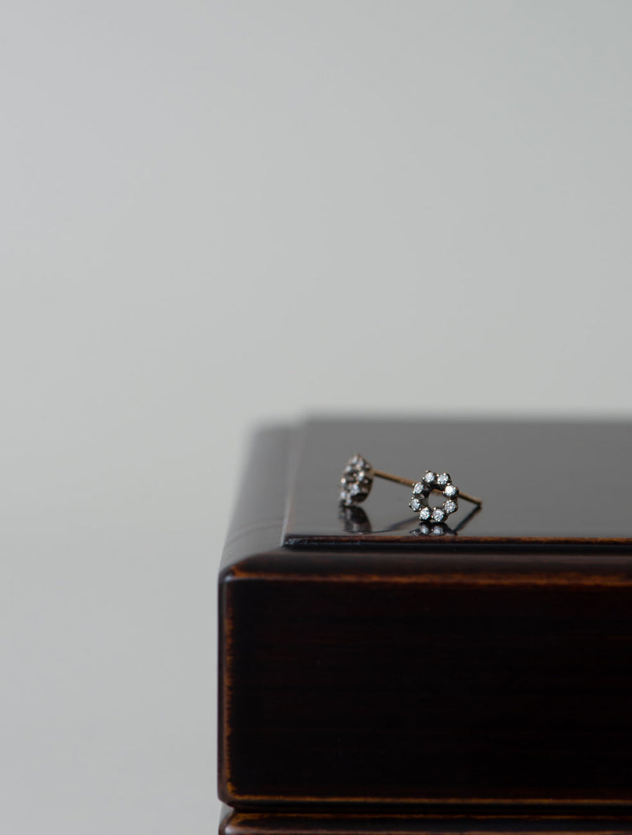 Tiny diamond pierce Ⅳ