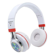 STN-18 Bluetooth Headphones Headset - White
