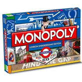 Monopoly London Underground Edition