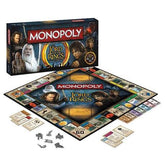 Monopoly The Lord of the Rings Trilogy Edition