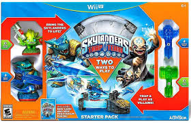 Skylander Trap and Team wii