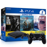 PS4 Slim 1TB Hits Bundle (Local Set) with Extra Controller