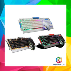 K33 Gaming Set Keyboard and Mouse + 1 Week Warranty