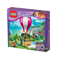 LEGO Friends Heartlake Hot Air Balloon 41097