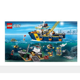LEGO CITY Deep Sea Exploration Vessel 60095