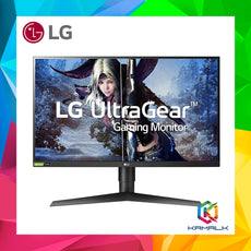 LG Ultragear QHD Nano IPS Gaming Monitor, 27GL850-B, 27 Inch, Black