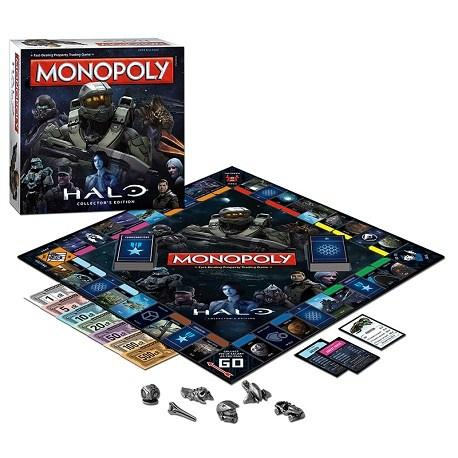 Monopoly Halo Collector's Edition