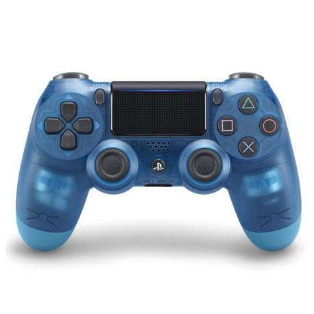 PS4 Controller Pre-Owned - Crystal Blue