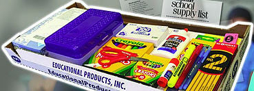 Pre Kindergarten School Supply Package