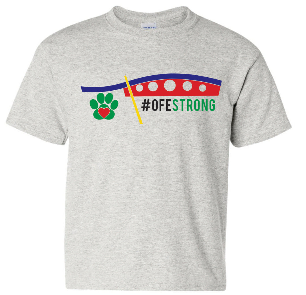 OFE Strong Short Sleeve T-Shirt - *NEW ITEM*