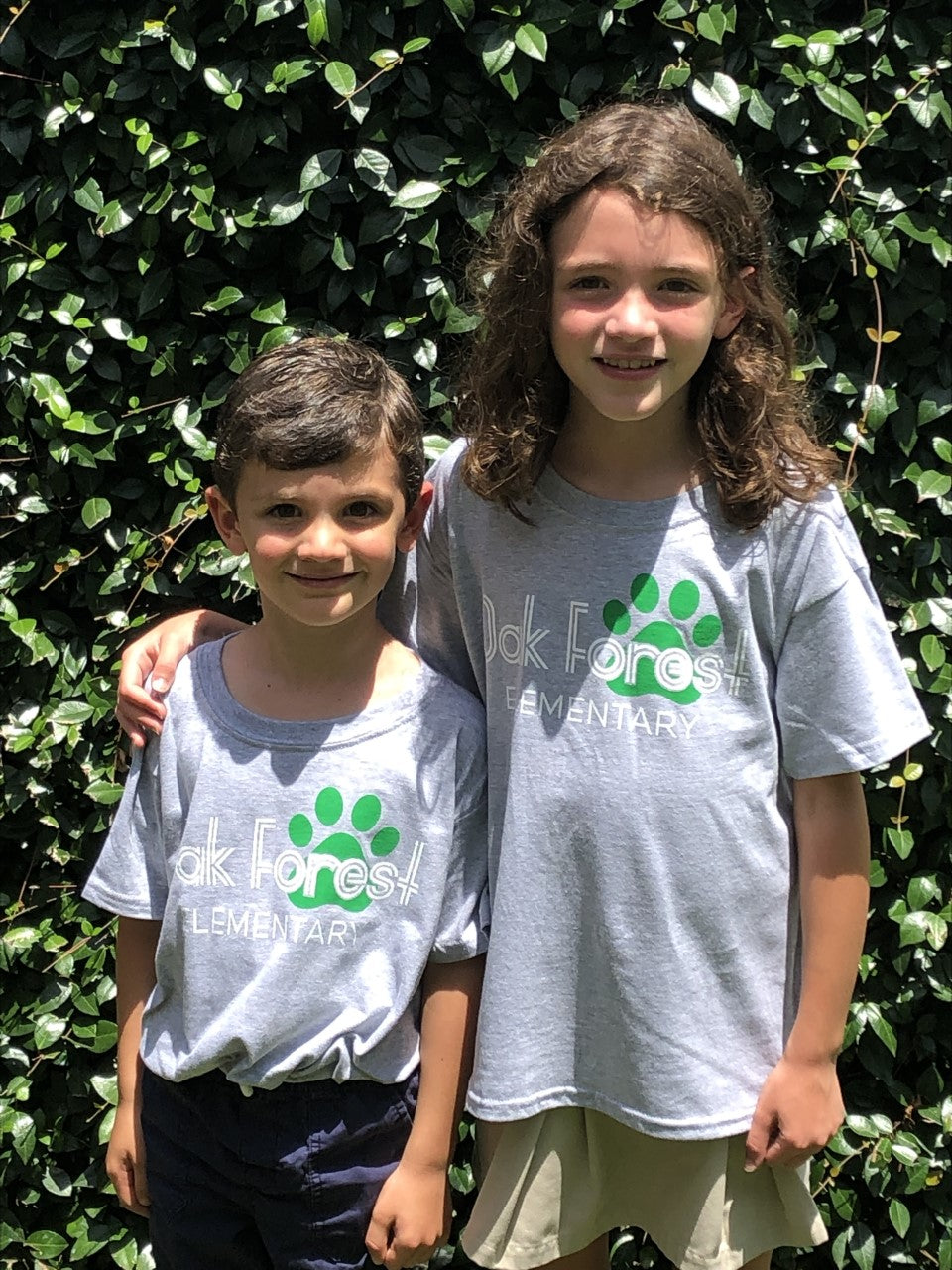 OFE Paw Print T-Shirt- NEW!