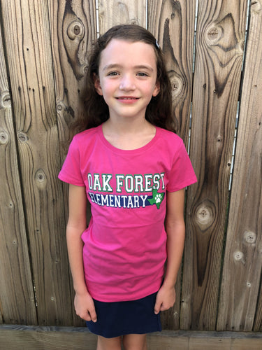*SPIRIT WEEK SALE* - OFE Pink Texas Spirit T-Shirt