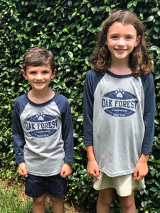 OFE 1949 Raglan- NOW AVAILABLE IN ADULT SIZES!!!