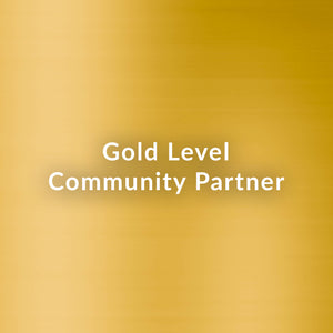 Gold Level Community Partner