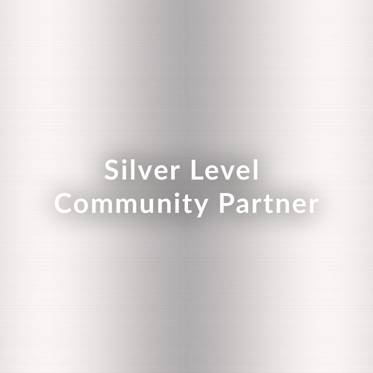 Silver Level Community Partner