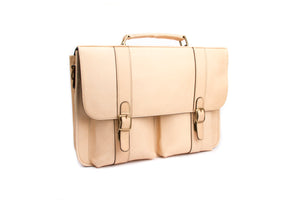 """Avena"" Leather Briefcase"