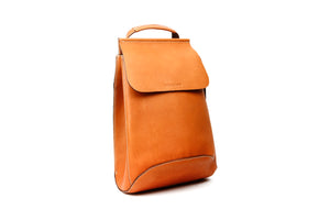"""Miel"" Leather Backpack"