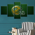 Green Bay Packers Canvas *50% Off!*