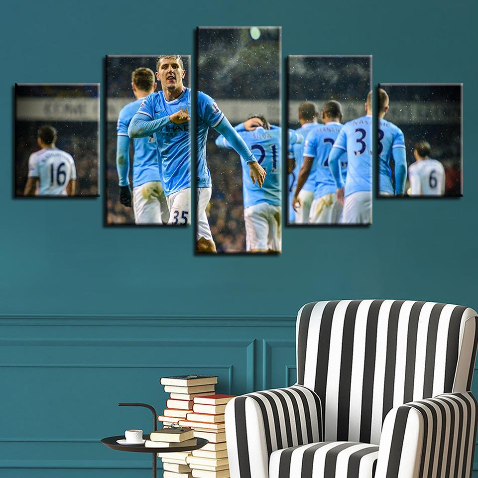 Manchester City Football Club Canvas *50% Off!*