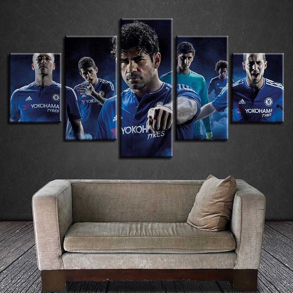 Chelsea London HD Canvas *50% Off!*