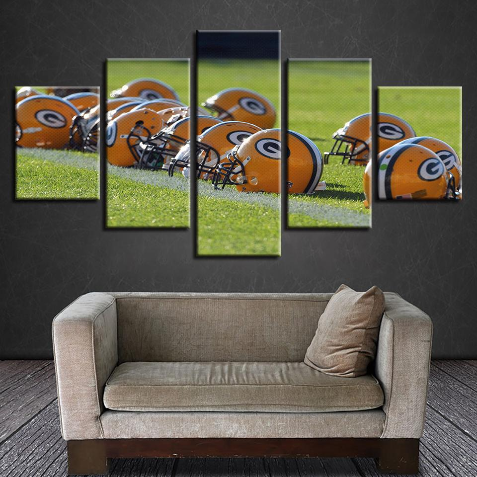 Green Bay Packers Canvas Version 2 *50% Off!*