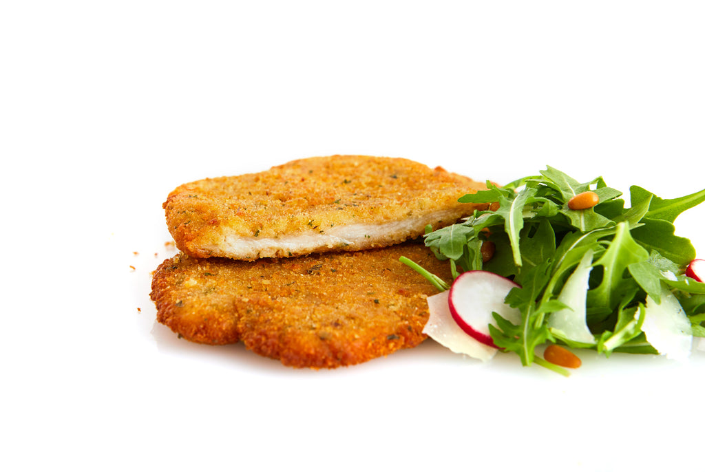 ORGANIC CHICKEN BREAST MILANESE (APPROX. 14 UNITS)