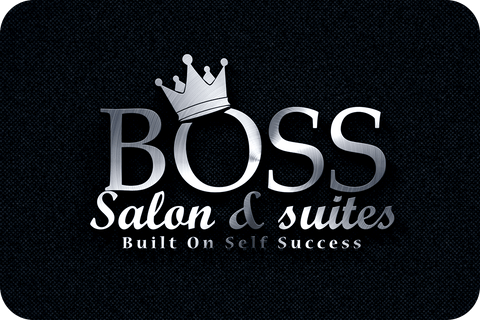 Image of boss logo design