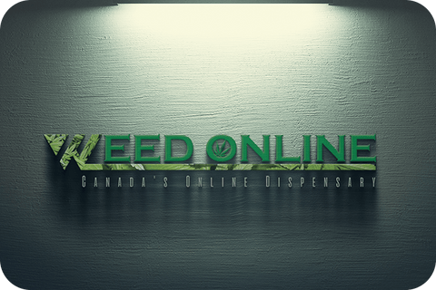 Image of weed logo design