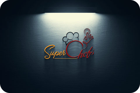 Image of chef logo design