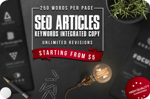 Image of Seo article service faceadmedia