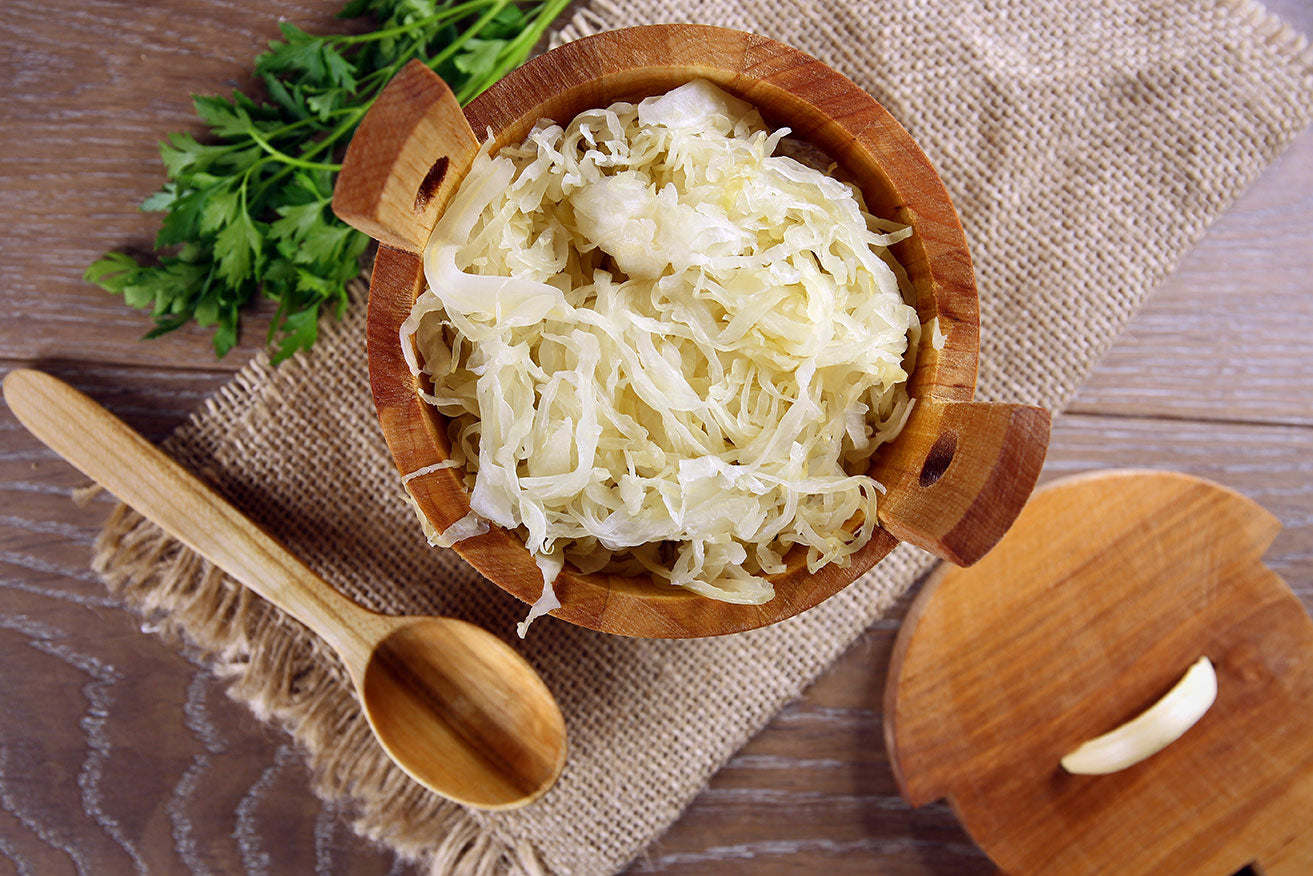 The Sauerkraut Testosterone Secret: Testosterone Enhancing Foods You Would Never Expect