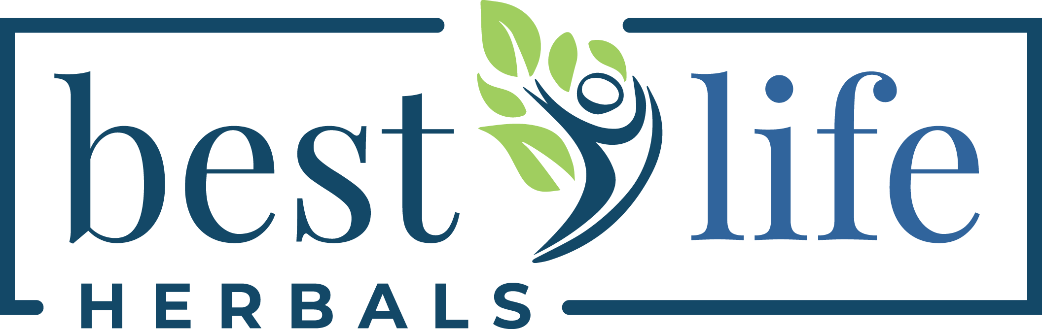 Best Life Herbals - New Logo