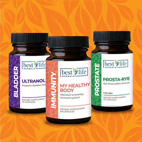 Best Selling Supplements