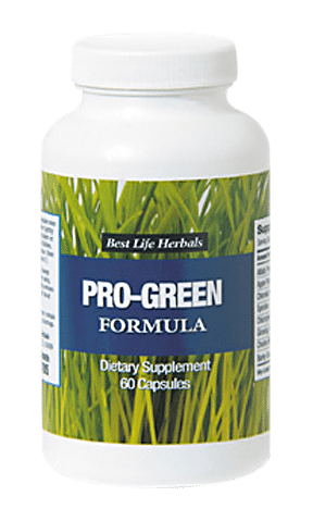 Magnus Pro-Green For Natural Health and Longevity