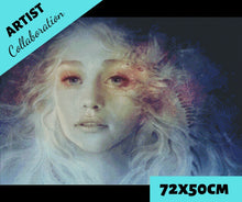 MOTHER OF DRAGONS (VERSION A) by ANNA DITTMANN Diamond Painting DIY Kit FULL DRILL