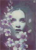 DRIFT by ANNA DITTMANN (OCTOBER PROMO) Diamond Painting DIY Kit FULL DRILL - DIYMoon Shop