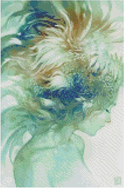 GALLUS by ANNA DITTMANN (OCTOBER PROMO) Diamond Painting DIY Kit FULL DRILL