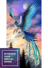 DIYmoon Shop Custom Order - WINGS 100 x 50CM