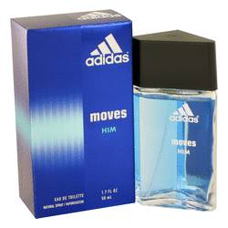 Adidas Moves Eau De Toilette Spray By Adidas