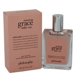 Amazing Grace Ballet Rose Eau De Toilette Spray By Philosophy