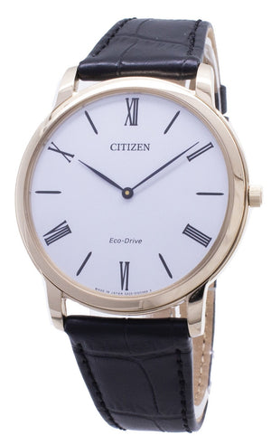 Citizen Eco-Drive Stilleto Super Thin AR1113-12B Men's Watch