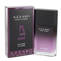 Azzaro Hot Pepper Eau De Toilette Spray By Azzaro