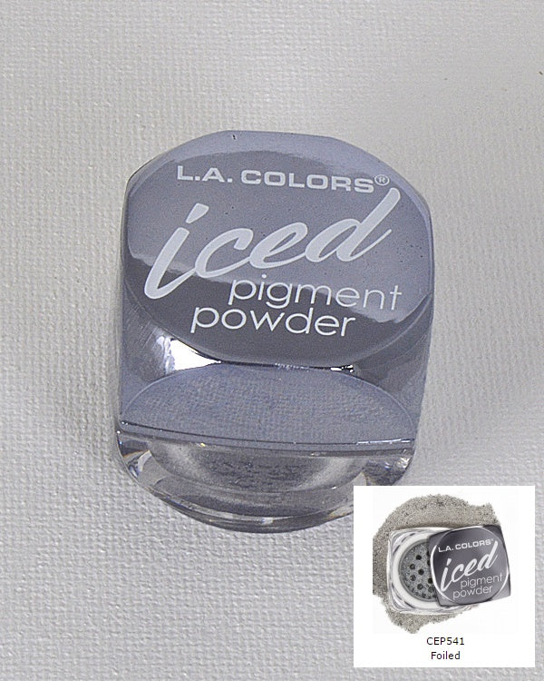 Iced Pigment Powder - Flix Shopping