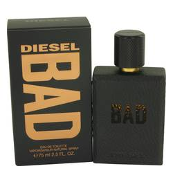 Diesel Bad Eau De Toilette Spray By Diesel