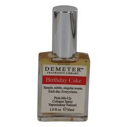 Demeter Birthday Cake Cologne Spray (unboxed) By Demeter