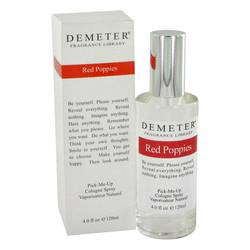 Demeter Red Poppies Cologne Spray By Demeter