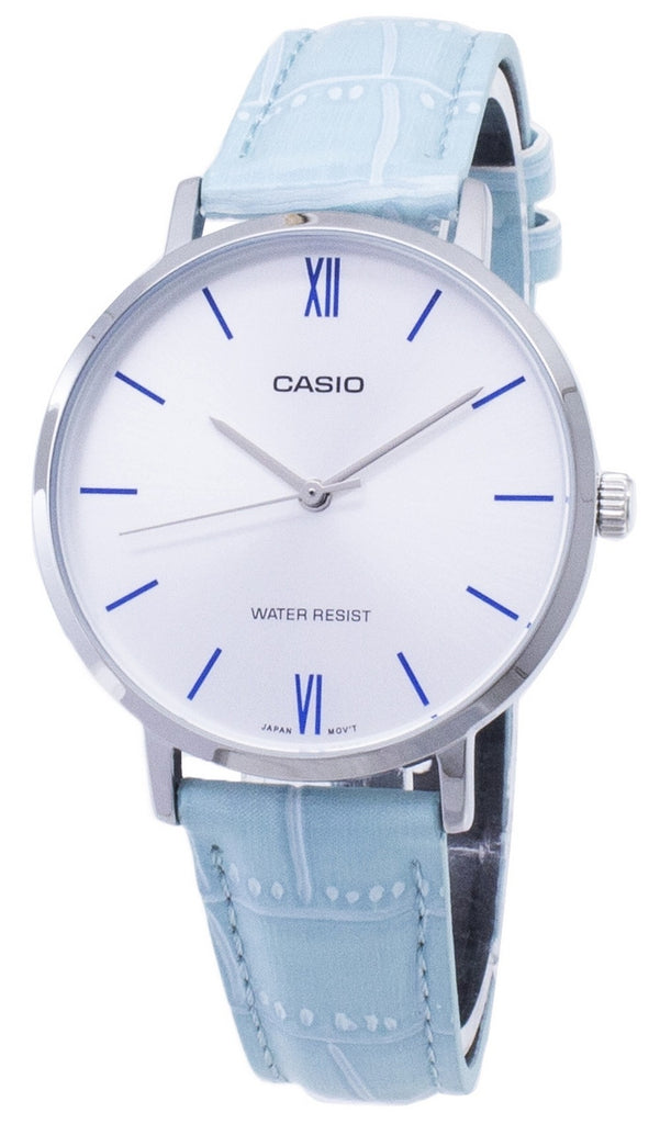 Casio Quartz LTP-VT01L-7B3 LTPVT01L-7B3 Analog Women's Watch
