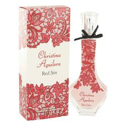 Christina Aguilera Red Sin Eau De Parfum Spray By Christina Aguilera