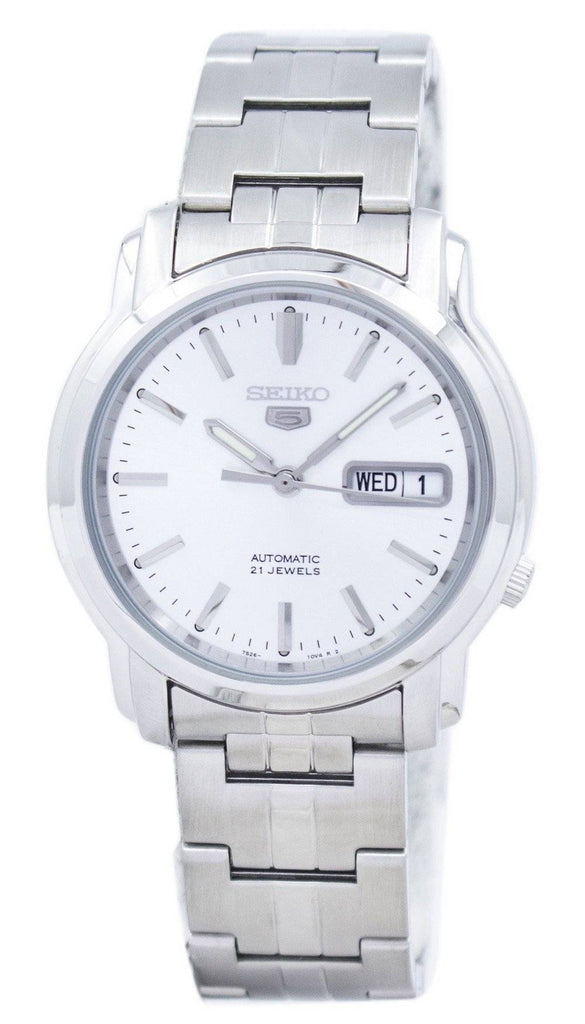 Seiko 5 Automatic 21 Jewels SNKK65 SNKK65K1 SNKK65K Men's Watch